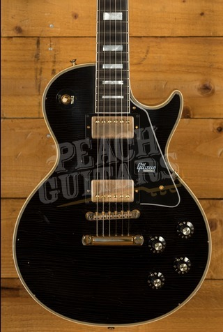 Gibson Custom 68 Les Paul Custom Ebony Lightly Aged Used
