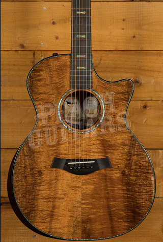 Taylor Custom K24ce with Koa neck