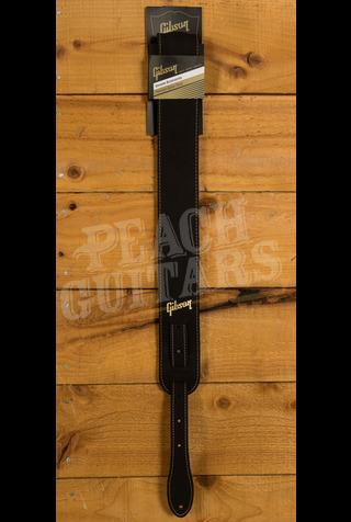 Gibson The Nubuck Strap, Black