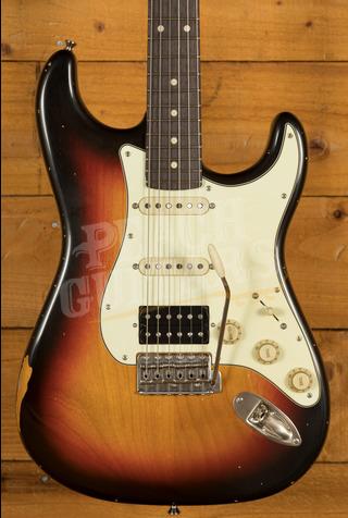 Xotic California Classic XSC-2 - 3 Tone Burst Medium Ageing