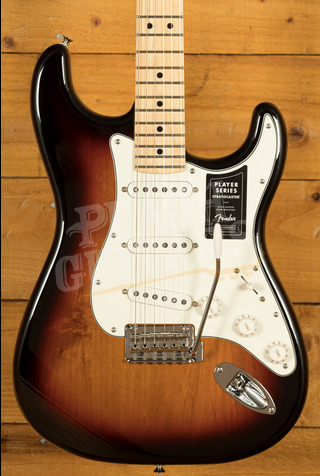 Fender Player Series Strat Maple Neck 3TSB