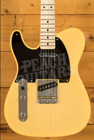 Fender Custom Shop '52 Tele NOS Nocaster Blonde Left Handed