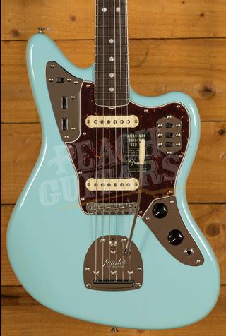 Fender American Original 60's Jaguar Daphne Blue *B Stock*