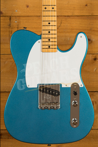 Fender 70th Anniversary Esquire Lake Placid Blue