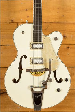 """Gretsch G5410T Electromatic Hollowbody """"Tri-Five"""" 2-Tone Vintage White"""
