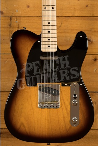 Fender Custom Shop '52 Tele NOS Maple Neck 2 Tone Sunburst