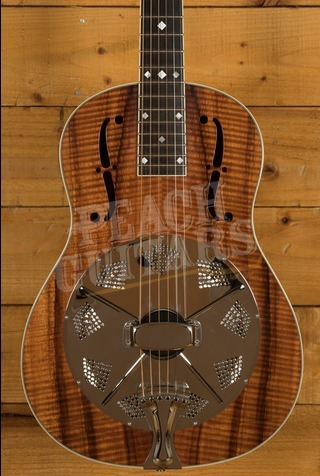 National Estralita Deluxe Koa Used