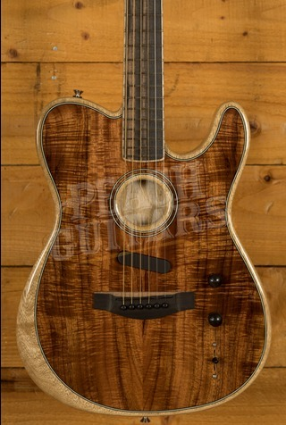 Fender Acoustasonic Exotic Koa Telecaster