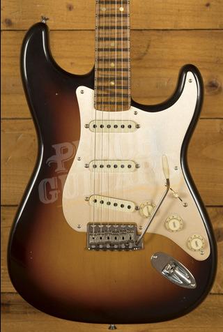 Fender Custom Shop 2020 LTD 58 Special Strat Journeyman Chocolate 3TSB