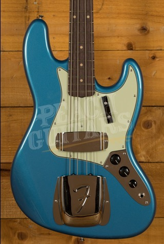 Fender Custom Shop '64 Jazz Bass Lush Closet Classic Lake Placid Blue
