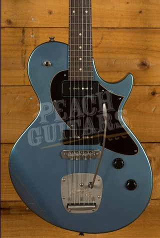 Collings 360LT M Aged Pelham Blue