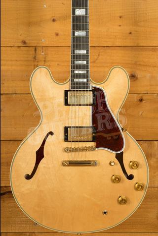 Gibson Custom 1959 ES-355 Reissue Stop Bar VOS Vintage Natural