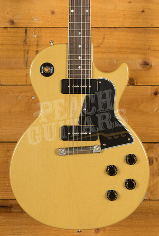 Gibson Custom Murphy Lab 1957 Les Paul Special Single Cut Reissue TV Yellow - Ultra Light Aged