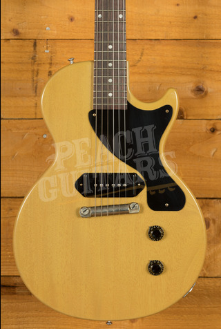 Gibson Custom Murphy Lab 1957 Les Paul Junior Single Cut Reissue TV Yellow - Ultra Light Aged