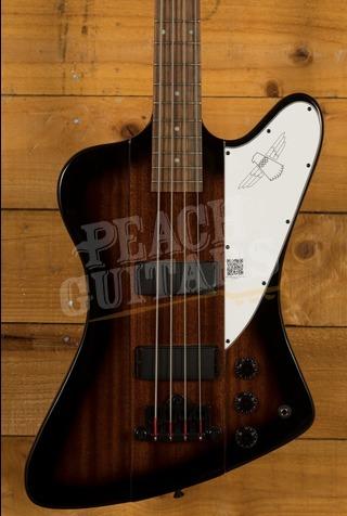 Epiphone Thunderbird Reverse 4 String Bass in Vintage Sunburst