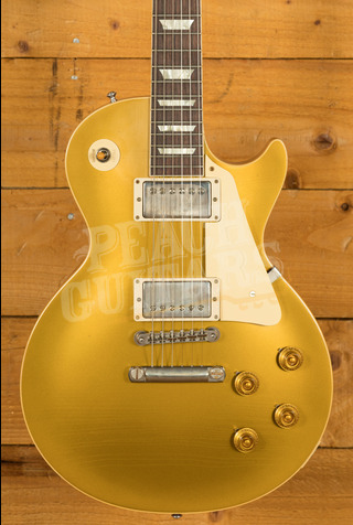 Gibson Custom Murphy Lab 1957 Les Paul Goldtop Reissue Double Gold - Ultra Light Aged