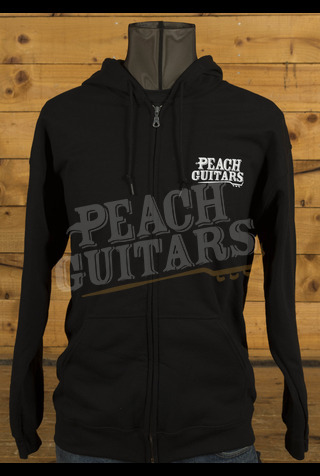 Peach Guitars Heavy Blend Zip Up Hoodie