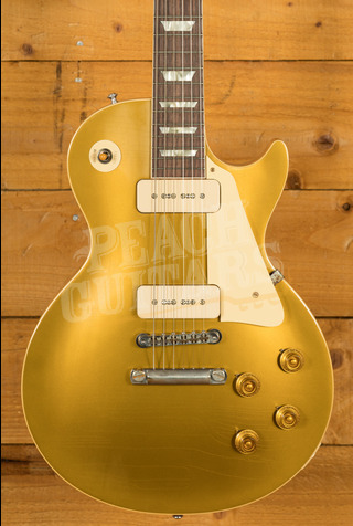 Gibson Custom Murphy Lab 1956 Les Paul Goldtop Reissue Double Gold - Ultra Light Aged