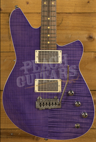 Reverend Kingbolt RA FM Trans Purple