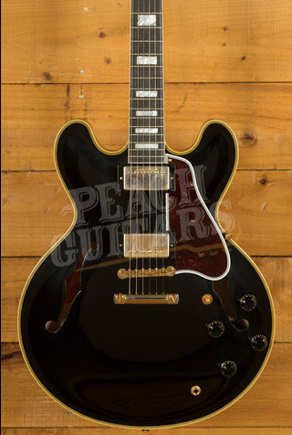 Gibson Custom Murphy Lab 1959 ES-355 Reissue Stop Bar Ebony - Ultra Light Aged