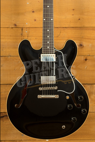Gibson Custom Murphy Lab 1959 ES-335 Reissue Ebony - Ultra Light Aged