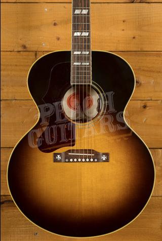 Gibson J-185 Original (Left-handed) Vintage Sunburst
