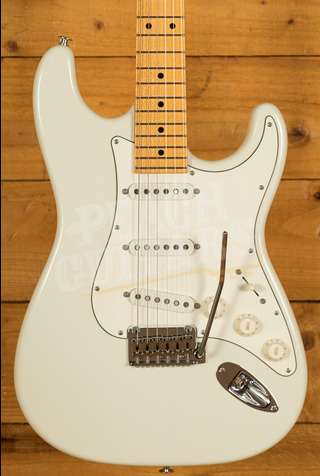 Suhr Classic S Antique - Olympic White SSS Maple