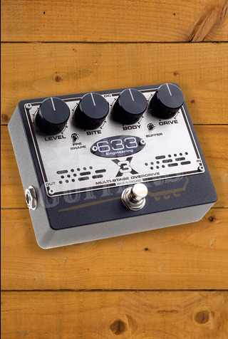 633 Engineering X3 Multistage Overdrive