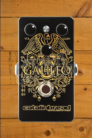 Catalinbread Galileo 2.0 Treble-booster pedal