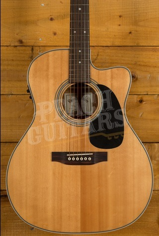 Sigma JRC-1STE Jumbo Electro Acoustic guitar