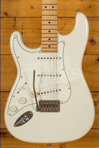 Suhr Classic Pro Olympic White MS SSS Left Handed