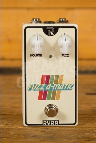 "RYRA ""Fuzz A-Matic"" Germanium Fuzz Pedal"