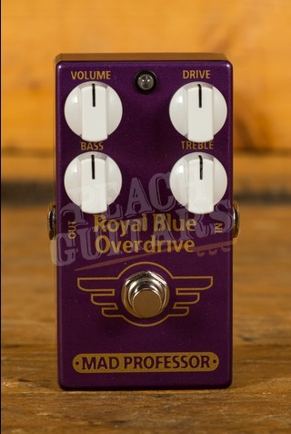 Mad Professor Royal Blue Overdrive