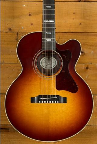 Gibson Avant Garde Parlour Rosewood Burst