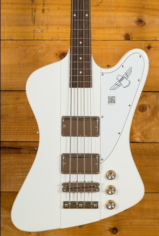 Epiphone Thunderbird Vintage Pro Electric Bass Alpine White