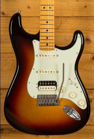 Fender American Ultra Stratocaster Ultraburst Maple HSS