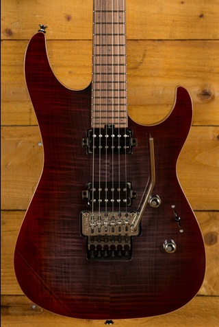 Friedman NoHo 24 - Black Cherry Burst B Stock