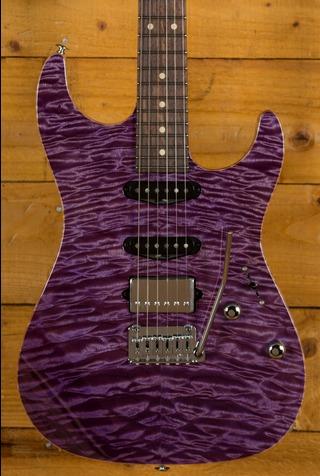 Suhr - Standard - Trans Purple Used
