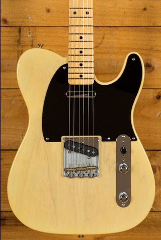 Fender Custom Shop Limited Edition '52 Tele NOS Faded Nocaster Blonde