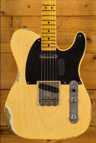 Fender Custom Shop '51 Nocaster Relic MN Nocaster Blonde