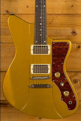 Rivolta Mondata II HB - Capo Gold w/dot inlays