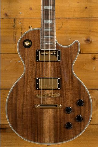 Epiphone Les Paul Ltd Ed Custom Pro - Koa