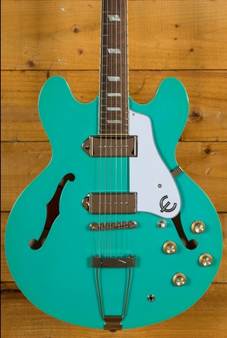 Epiphone Casino Hollowbody Electric Guitar - Turquoise