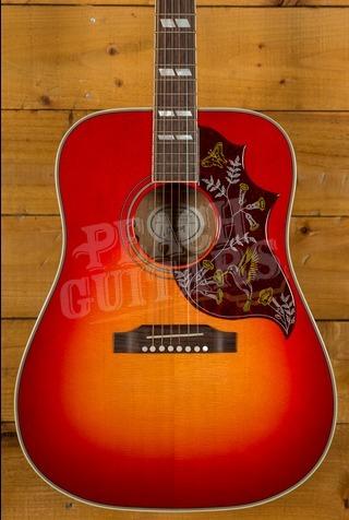 Gibson 2019 Hummingbird Vintage Cherry Sunburst