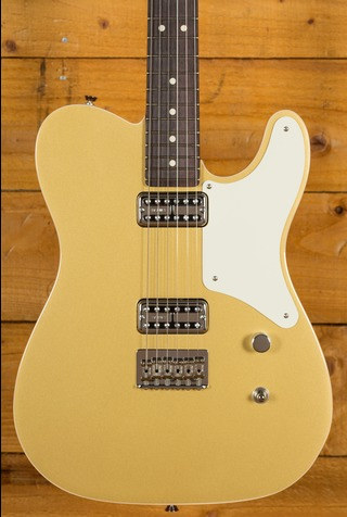 Fender - Limited Edition Cabronita Telecaster - Aztec Gold