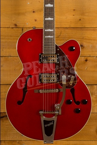 Gretsch Streamliner G2420T Hollowbody Candy Apple Red