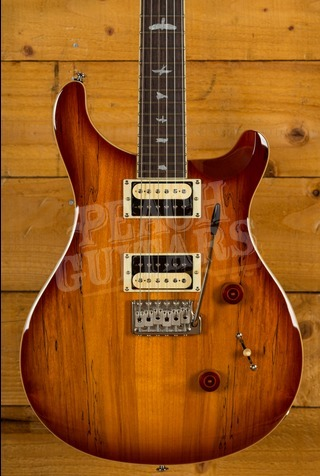 PRS SE Custom 24 Spalted Maple Vintage Sunburst