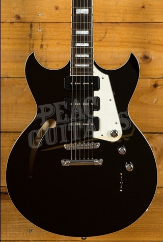 Reverend Manta Ray 390 - Midnight Black