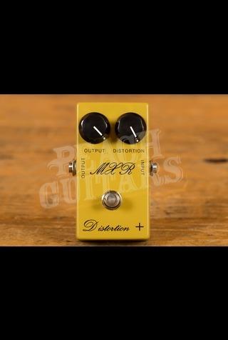 MXR Custom Distortion + Mustard