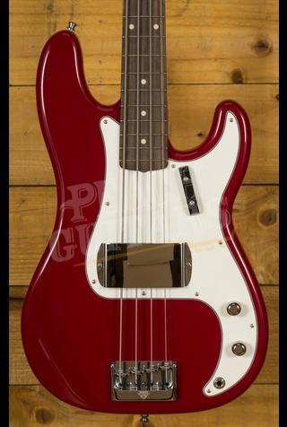 Fender Custom Shop Postmodern PJ Bass NOS Dakota Red